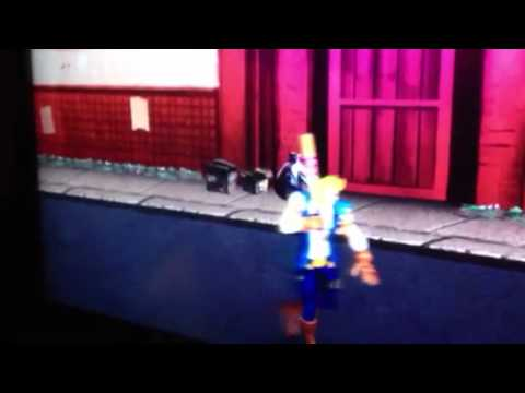 E3 2012 - Double Dragon Neon Demo