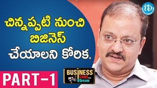 Color Chips MD Sudhish Rambhotla Exclusive Interview Part #1 || Business Icons With iDream #6 - IDREAMMOVIES