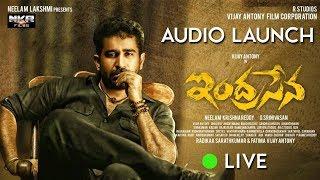 Indrasena Audio Launch LIVE | VijayAntony | TFPC - TFPC