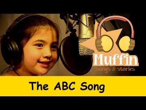 Muffin Songs – The Alphabet Song (ABC Song) Tekerlemeler ve İngilizce Çocuk Şarkıları