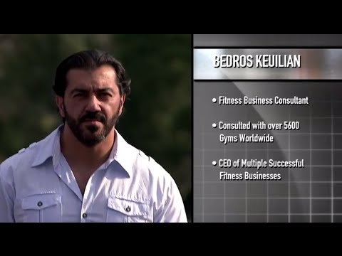 Gym Rescue Bedros Keuilian - Spike TV