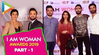 Many Celebs At I Am Woman Awards 2019- 01| Rohit Roy - HUNGAMA