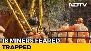 Six Days On, Rainstorm Hinders Rescue Efforts At Flooded Meghalaya Mine - NDTV