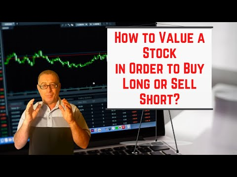 Value Stock Screener How to Value a