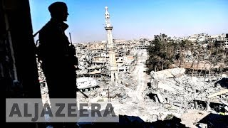 SDF's capturing of ISIL's Raqqa came at cost of city's destruction - ALJAZEERAENGLISH