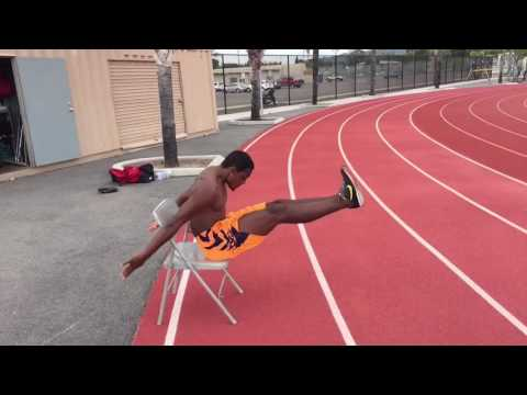 Long Jump/Triple Jump - Landing Drill Progression
