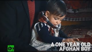 Meet Donald Trump… 1yo Afghan boy - RUSSIATODAY