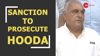Breaking: Haryana Governor gives sanction to prosecute former CM Bhupinder Singh Hooda in AJL case - ZEENEWS