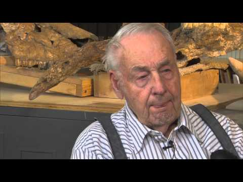 Main Street Wyoming - Rancher Archaeologist, Dr. George Frison