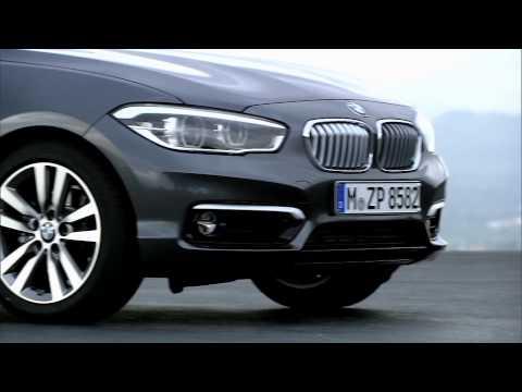 Nuova BMW Serie 1 - 2015