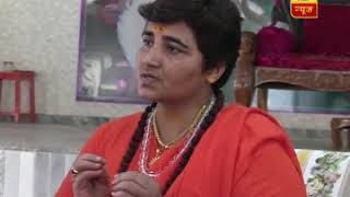 Kathua Case: 'The girl wasn't raped', Sadhvi Pragya's controversial remark - ABPNEWSTV