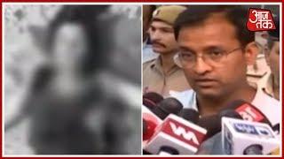 दिल्ली में मेजर की बीवी का कत्ल, अस्पताल के सीसीटीवी में कैद है कातिल ! - AAJTAKTV