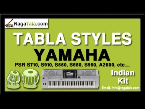 Tu hi haqeeqat - Yamaha Tabla Styles - Indian Kit - PSR S710 S910 S550 S650 S950 A2000 ect...