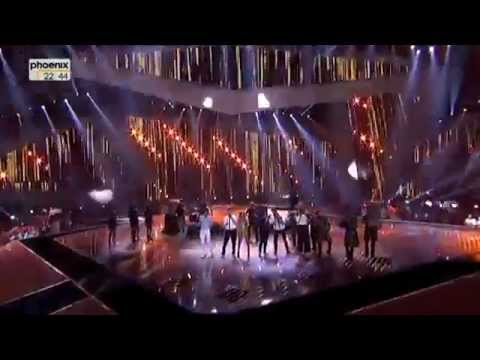 Eurovision 2012 - Semi Final 2 Interval Act. Baku, Azerbaijan