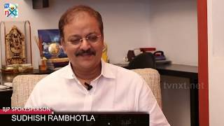 BJP Spokesperson Sudhish Rambhotla Exclusive Full Interview | AP News | TVNXT Hotshot - MUSTHMASALA
