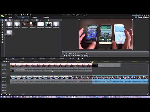 Power Director Live Review / How I Use Power Director 12