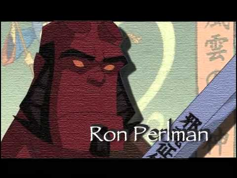 Hellboy Animated: Sword Of Storms (2006) - Trailer