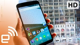 First Look: Google's Nexus 6 | Engadget - ENGADGET