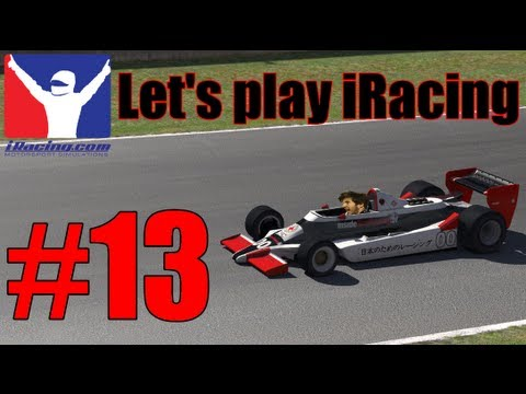 Let's Play/Race: iRacing EP #13 - Not the best start...
