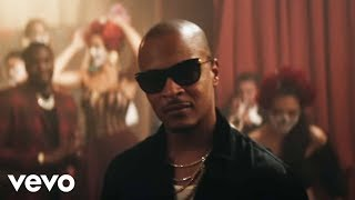 T.I. Feat. Meek Mill - Jefe (Official Video) ( 2018 )