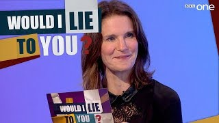 Did Countdown's Susie Dent break her leg in an unusual way? - Would I Lie To You: Series 11 BBC One - BBC