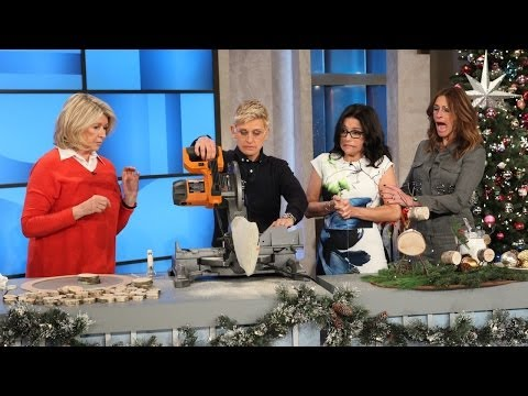 Martha Stewart's Holiday Crafts