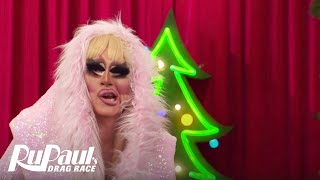 Trixie, Latrice & Eureka Arrive in the Work Room 'Sneak Peek' | RuPaul's Drag Race Holi-Slay - VH1