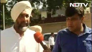 अमृतसर रेल हादसा : सवालों से बचते नजर आए पंजाब के वित्त मंत्री मनप्रीत सिंह बादल - NDTVINDIA