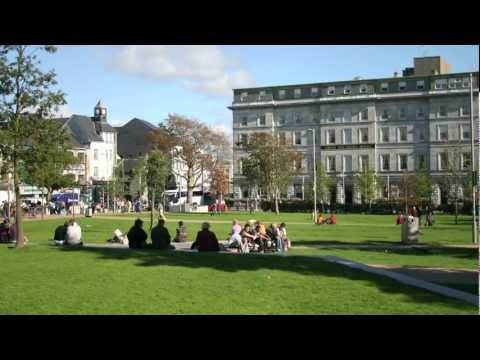 Semester or Year in Galway, Ireland Video
