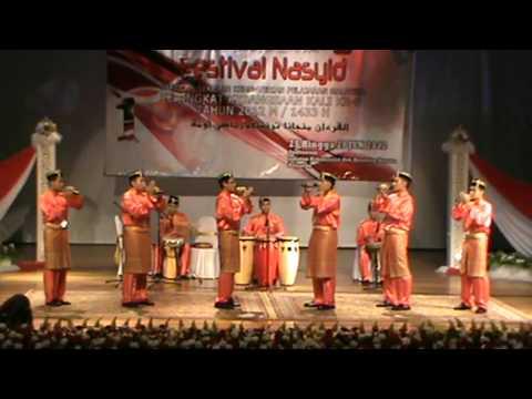 Asdaulfikr (Pulau Pinang) : Festival Nasyid Kebangsaan 2012