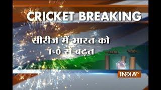 India vs Sri Lanka, 1st ODI: Ton-up Dhawan, Kohli steamroll Sri Lanka to register 9-wicket win - INDIATV