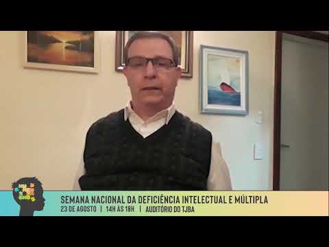 Comissão de Acessibilidade - Dr Alexandre Carvalho Caroni - Superintendente dos Direitos da Pessoa