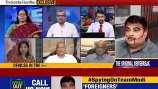 Speak Out India: Will 'foreigners' be made to answer? - NEWSXLIVE