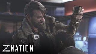 Z NATION | Season 4, Episode 9: All Zombie Kills | SYFY - SYFY