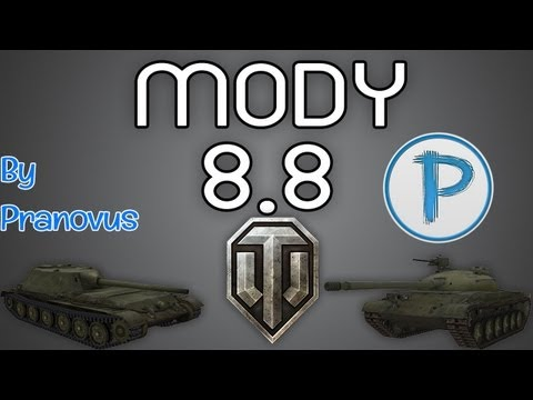 World of Tanks - MODY 8.8