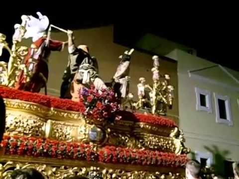 Sagrada Flagelación (Domingo de Ramos, La Línea) desde las Trabajaderas 2013