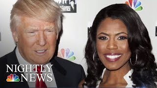 Omarosa's Exit Raises Questions About White House Diversity | NBC Nightly News - NBCNEWS