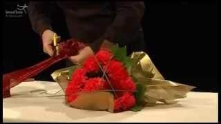 Флористика мастер класс сердце из цветов