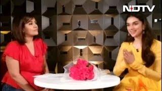 """Padmaavat"" Actor Aditi Rao Hydari On Feminism - NDTV"
