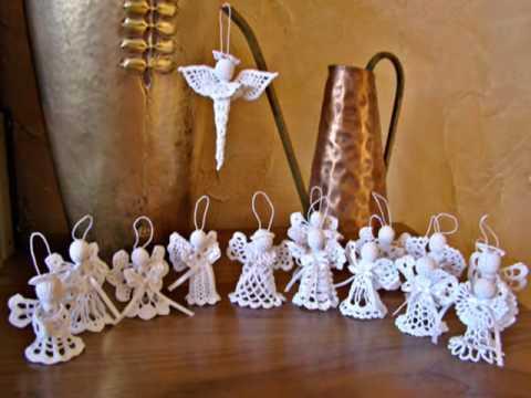Anielska kolekcja crochet angels