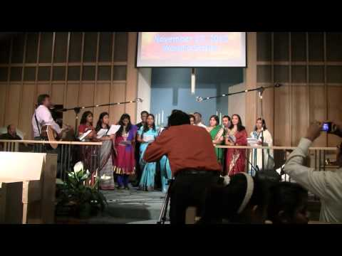 Gaavo Gaavo Aur Lal Karo (Hindi Christian Christmas Song).