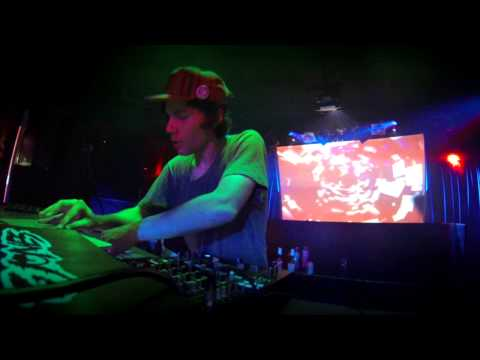 G Jones @ Red Room // #WESTCOASTBASS - Vancouver B.C 2014 [2]
