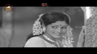 Retro Rewind | Puvvu Dagina Video Song | Jayasudha | Rama Krishna | Old Telugu Hit Songs - MANGOMUSIC