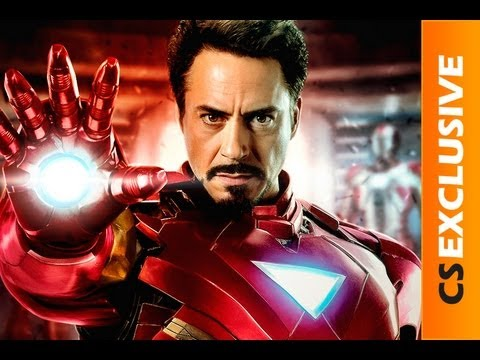 Iron Man 3 Wallpaper - Speed Painting | CS Exclusive
