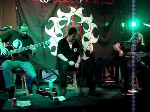 Back Pocket Prophet acoustic - Souls On Fire - Meltdown 2013 MOV07110 BPP