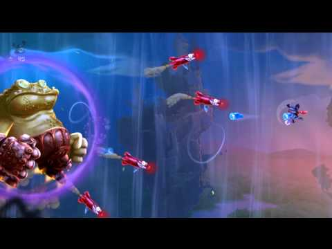 Let's Play Rayman Legends w/ Crane: Ep. 9