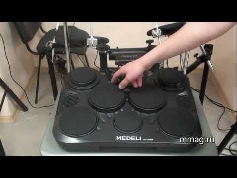 mmag.ru: Medeli dd305 video review