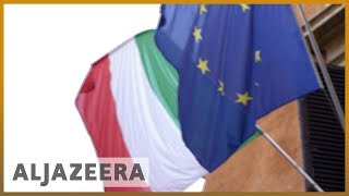 🇮🇹🇪🇺Italy on collision course with European Union over budget crisis | Al Jazeera English - ALJAZEERAENGLISH
