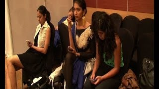 Lakme Fashion Week: Fitting session with models - IANSINDIA