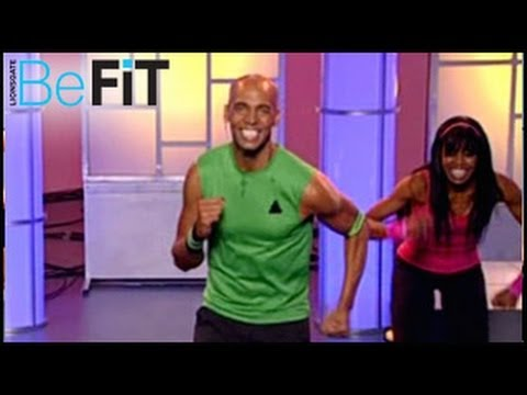 Billy Blanks Jr: Bootcamp Cardio Dance Workout